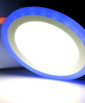 (18+6)W Two-Color LED panel light,Recess-Focus/Costa (103051)