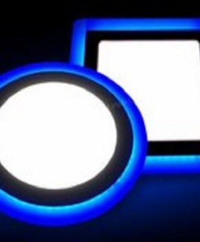 (18+6)W Double colour LED Panel Light -Recess- Star (101024)