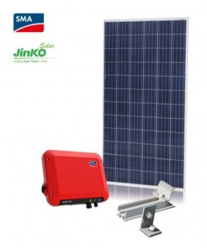 5.2kW On-grid system