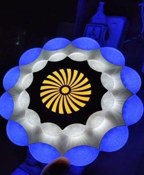 New Design Ceiling light- Bulb (105015)