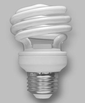 Light Bulb CFL -15W