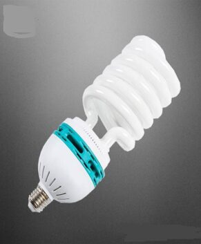 26W Light Bulb,Half Spiral CFL-Focus (103058)