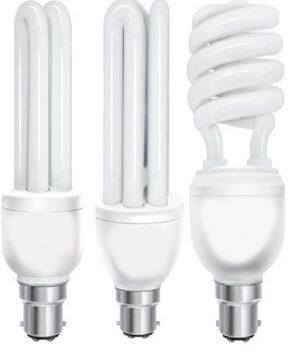 Light Bulb,  Compact fluorescent lamp- CFL