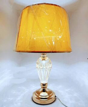Bedside lamp with LED light handle